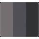 Freedom System Eye Shadow Rainbow MATTE NF 120