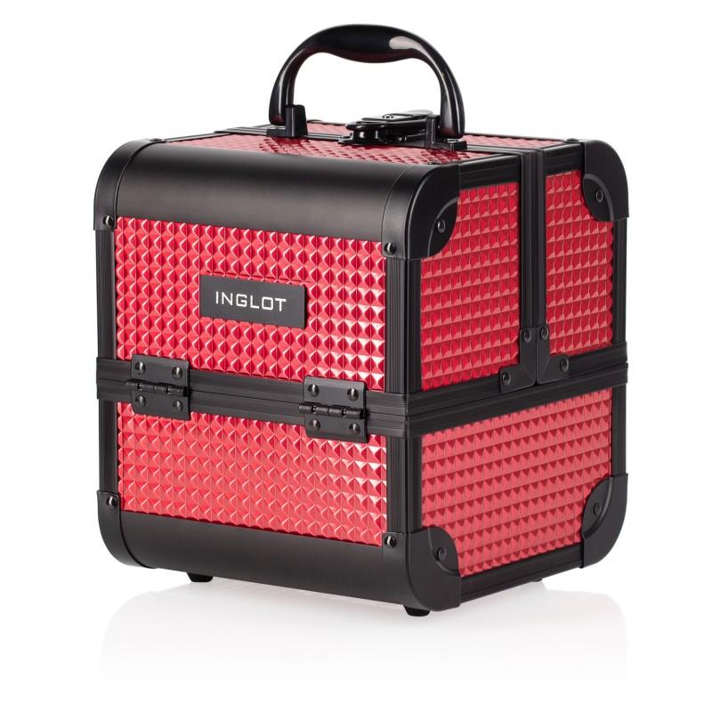 Makeup Case Ice Cube Mini Red (MB152M K105-19HC)