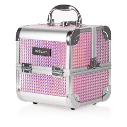 icon Makeup Case Ice Cube Mini Holographic Pink (MB152M K105-9H)