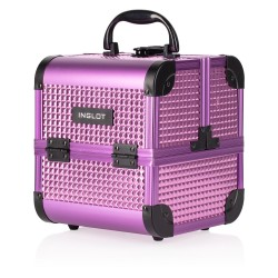 Makeup Case Ice Cube Mini Pinky Purple (MB152M K105-18HB)