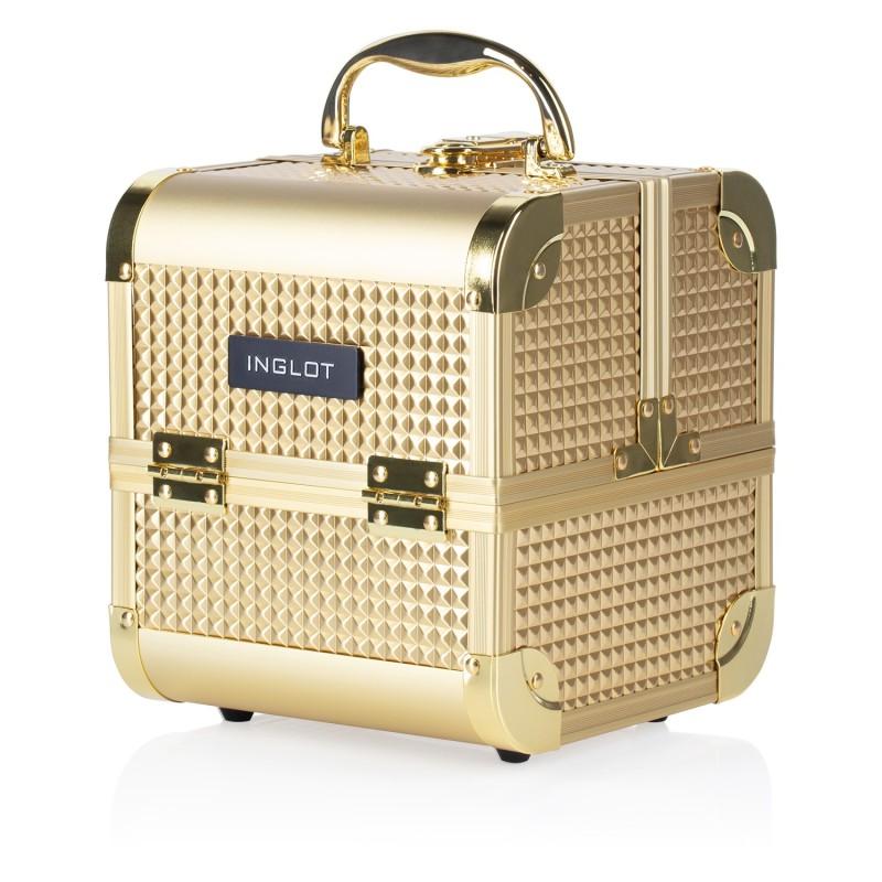 Makeup Case Ice Cube Mini Goldish (MB152M K105-2HA)