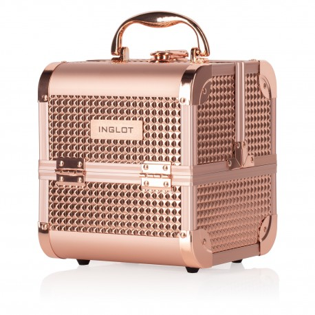 Makeup Case Ice Cube Mini Rose Gold (MB152M K105-4HA)