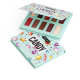 CANDY BAR Eye Shadow Palette, Eye Shadow Keeper Set 1