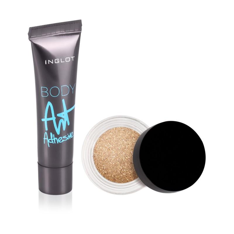Body Sparkles, Body Art Adhesive Set 2