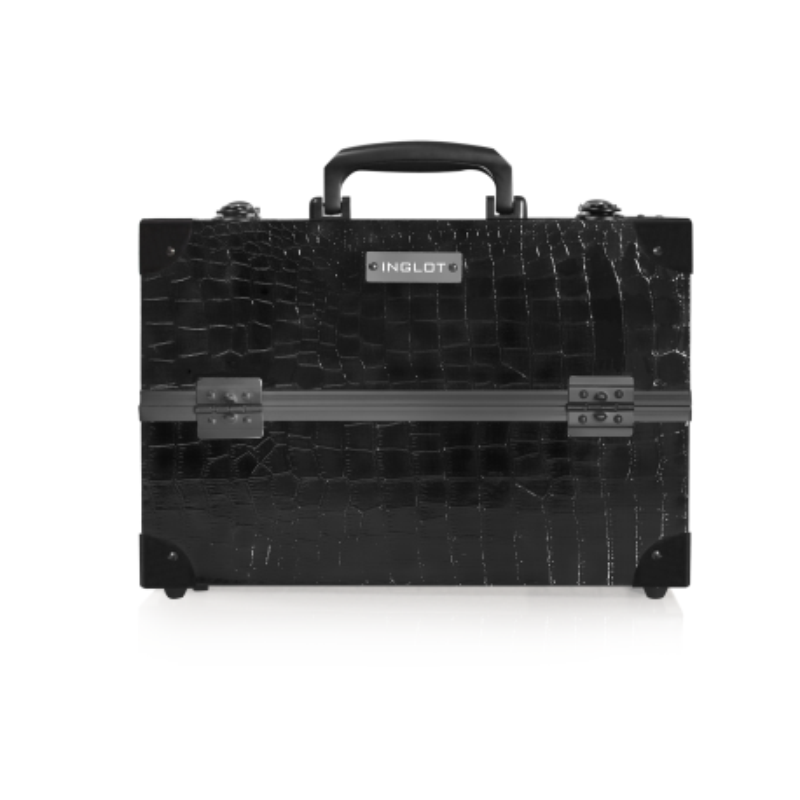 Makeup Case Crocodile Leather Pattern Medium (KC-PAC01)