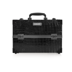 Makeup Case Crocodile Leather Pattern Medium (KC-PAC01) icon