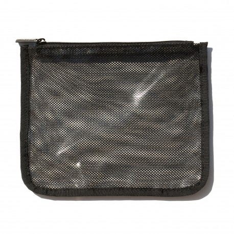 Makeup Bag Mesh Black