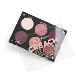 INGLOT PLAYINN Creach Peach Eye Shadow Palette