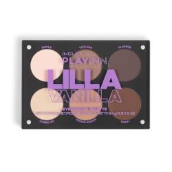 INGLOT PLAYINN Lilla Vanilla Eye Shadow Palette