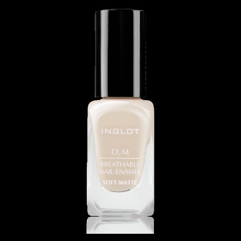 O2M Breathable Nail Enamel SOFT MATTE 501