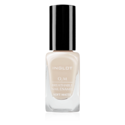 O2M Breathable Nail Enamel SOFT MATTE 501 icon