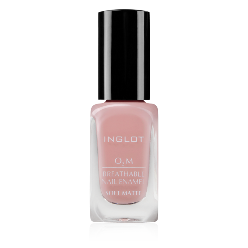 O2M Breathable Nail Enamel SOFT MATTE