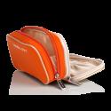 Makeup Pencil Case Orange-Cream