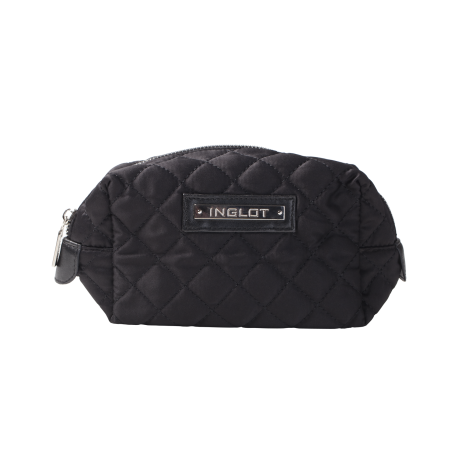 Quilted Makeup Case Black (R239883B)