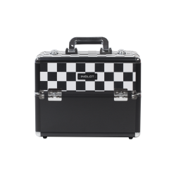 Makeup Case Check Pattern (KC-156-MS)