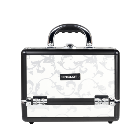 Makeup Case Oriental Silver (KC-ZH06)
