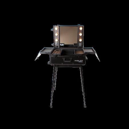 Portable Makeup Station Black