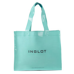 Pattented Shopping Bag Mint
