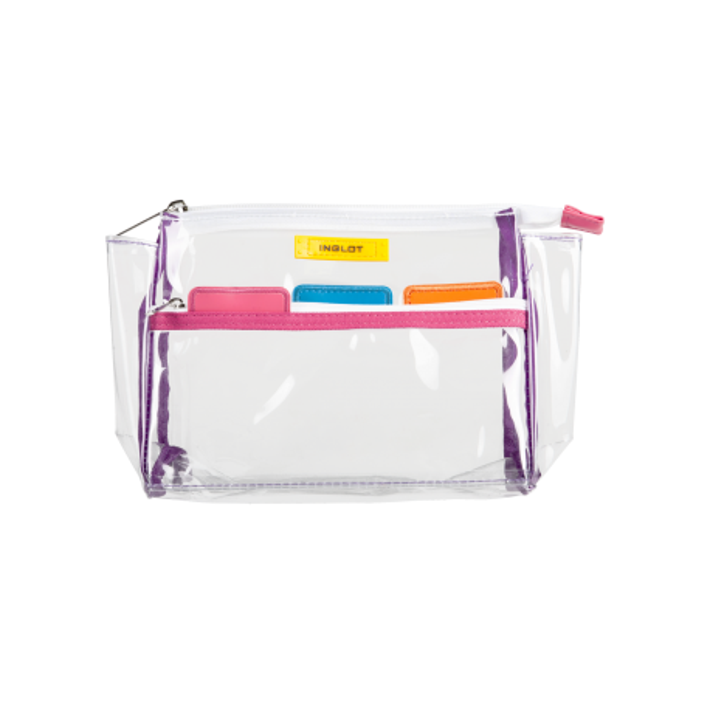 Transparent Cosmetic Bag Colour