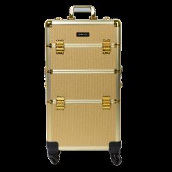 Makeup Case Gold (KC-TR002)