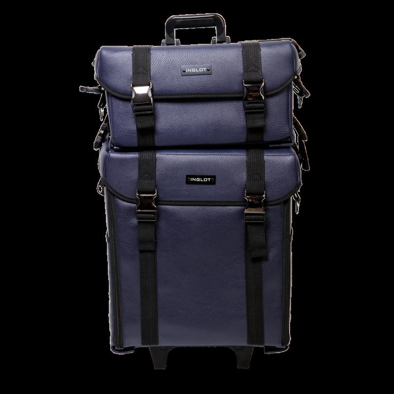 Makeup Case Blue (KC-P43)