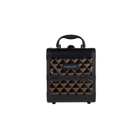Makeup Case Diamond Mini Brown