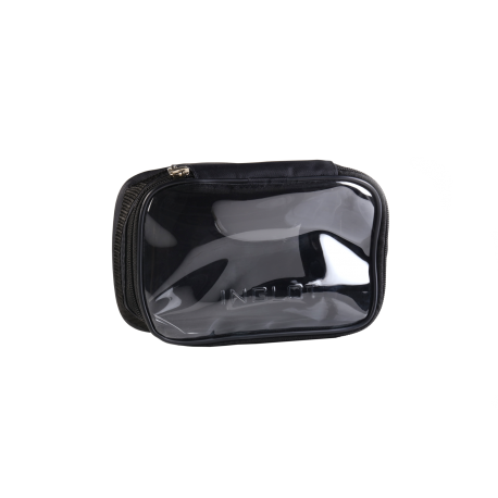 Travel Makeup Bag Black Small