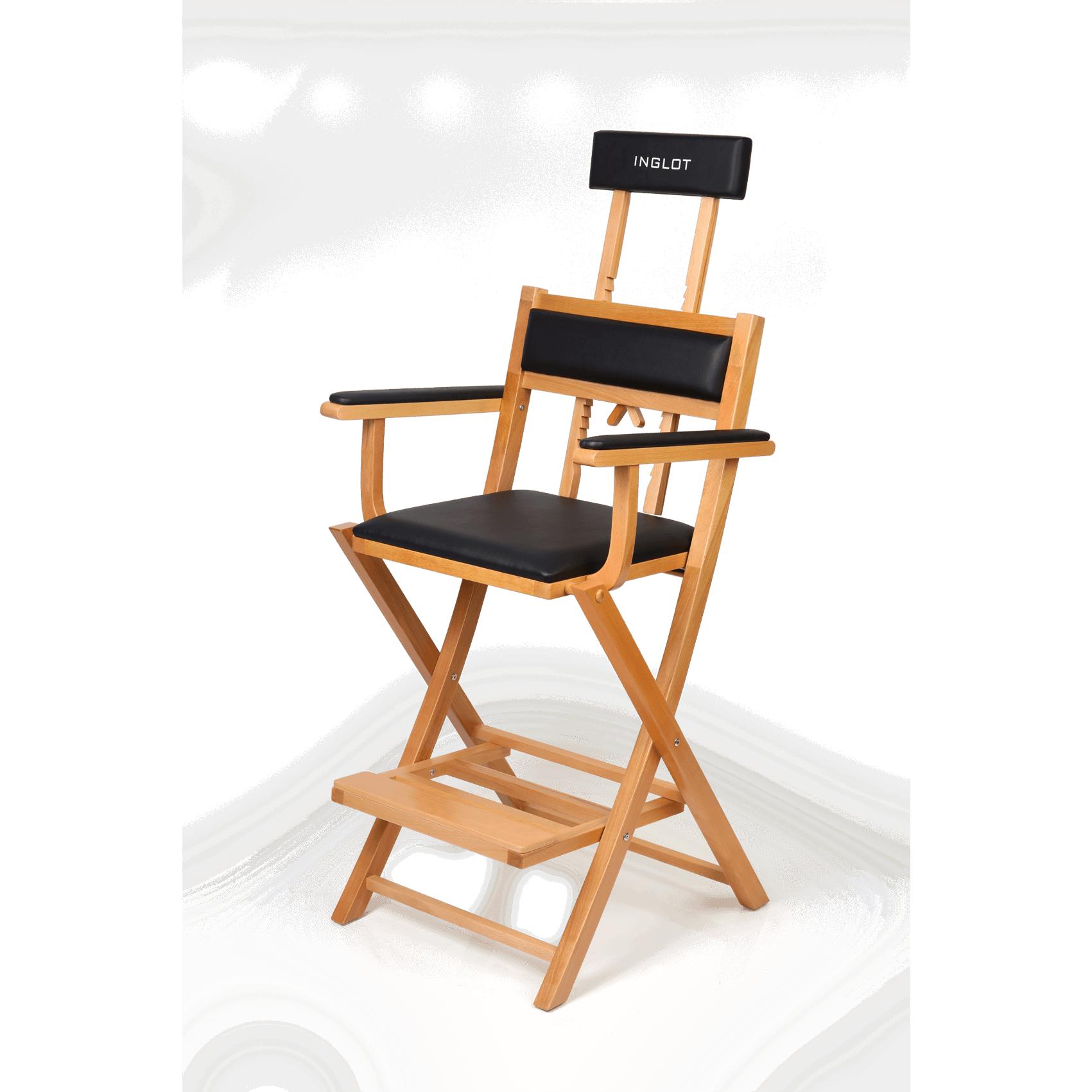 Makeup Chair KC ING01 BROWN Inglot Cosmetics