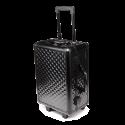 Makeup Suitcase Black Diamond (KC-158S-CR-B)