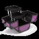 Makeup Case Mini Teardrop Purple (MB152M Fan6)