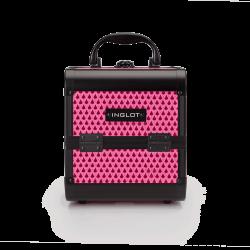 Makeup Case Mini Teardrop Fuchsia (MB152M Fan5)
