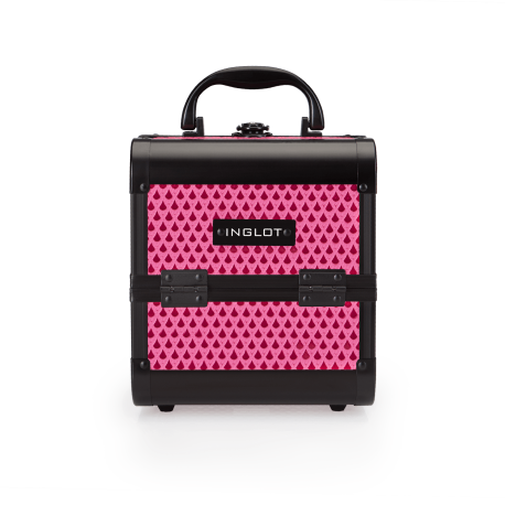 Makeup Case Mini Teardrop Fuchsia (MB152M Fan5)