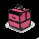 Makeup Case Mini Teardrop Pink (MB152M Fan7)