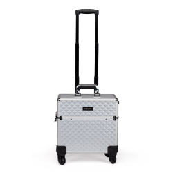 Makeup Case Silver (KC-388) icon