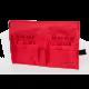 Nylon Brush Belt Red
