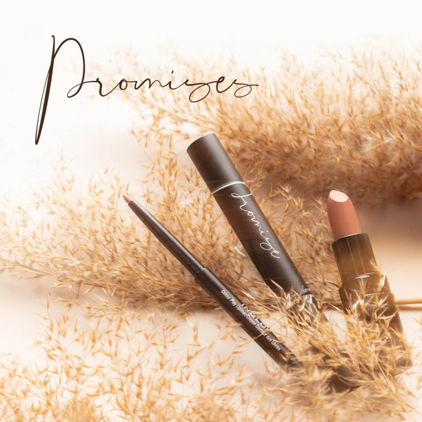 Perfect makeup no-makeup? Nothing easier! Discover our Promises collection.